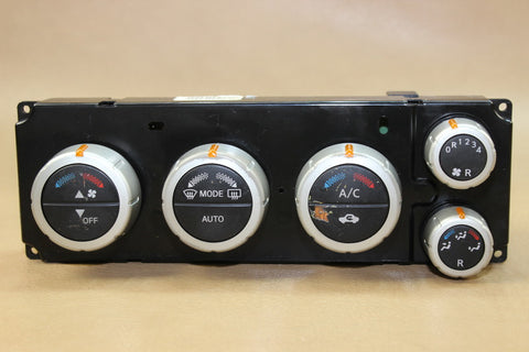 TESTED 04-06 NISSAN QUEST CLIMATE TEMPERATURE HEATER A/C CONTROL 27500-5Z210 OEM