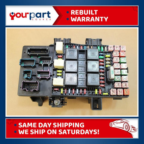 REMAN 03 NAVIGATOR EXPEDITION FUSE BOX MODULE POWER DISTRIBUTION 3L7T-14A067-AA