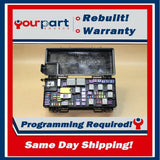 REMAN 2011 JOURNEY CARAVAN TIPM TEMIC INTEGRATED FUSE BOX MODULE 04692335AE OEM