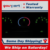 TESTED 08-10 FORD F-250 F-350 SD CLIMATE AC HEATER TEMP CONTROL 7C3T-19980-AE