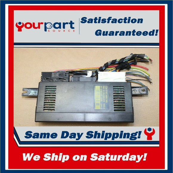 INSPECTED 00-06 BMW E53 X5 LCM 3 LIGHTING CONTROL MODULE 61.35-6 905 875 OEM