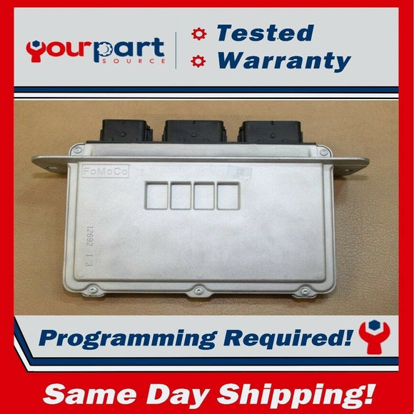 09-11 FORD E-150 E-250 4.6L ECU PCM ENGINE 9C2A-12A650-ARB 9C2A-12B684-AC TESTED