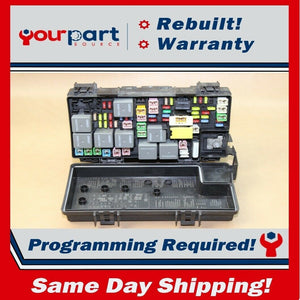 2010 LIBERTY NITRO TIPM TEMIC INTEGRATED FUSE BOX MODULE 04692304AE 💥REBUILT💥