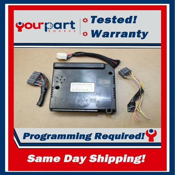 01-03 DODGE DAKOTA BCM BODY CONTROL MODULE CTM CENTRAL TIMING MODULE ✅56045451AJ