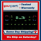07-11 FORD EXPEDITION DIGITAL CLIMATE HEATER TEMP A/C CONTROL ✅9L14-18C612-AD✅