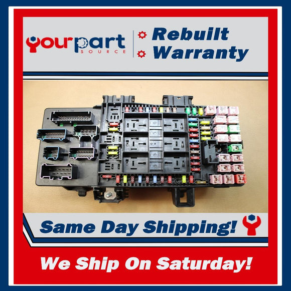REMAN 04 NAVIGATOR EXPEDITION FUSE BOX MODULE POWER DISTRIBUTION 4L7T-14A067-AD