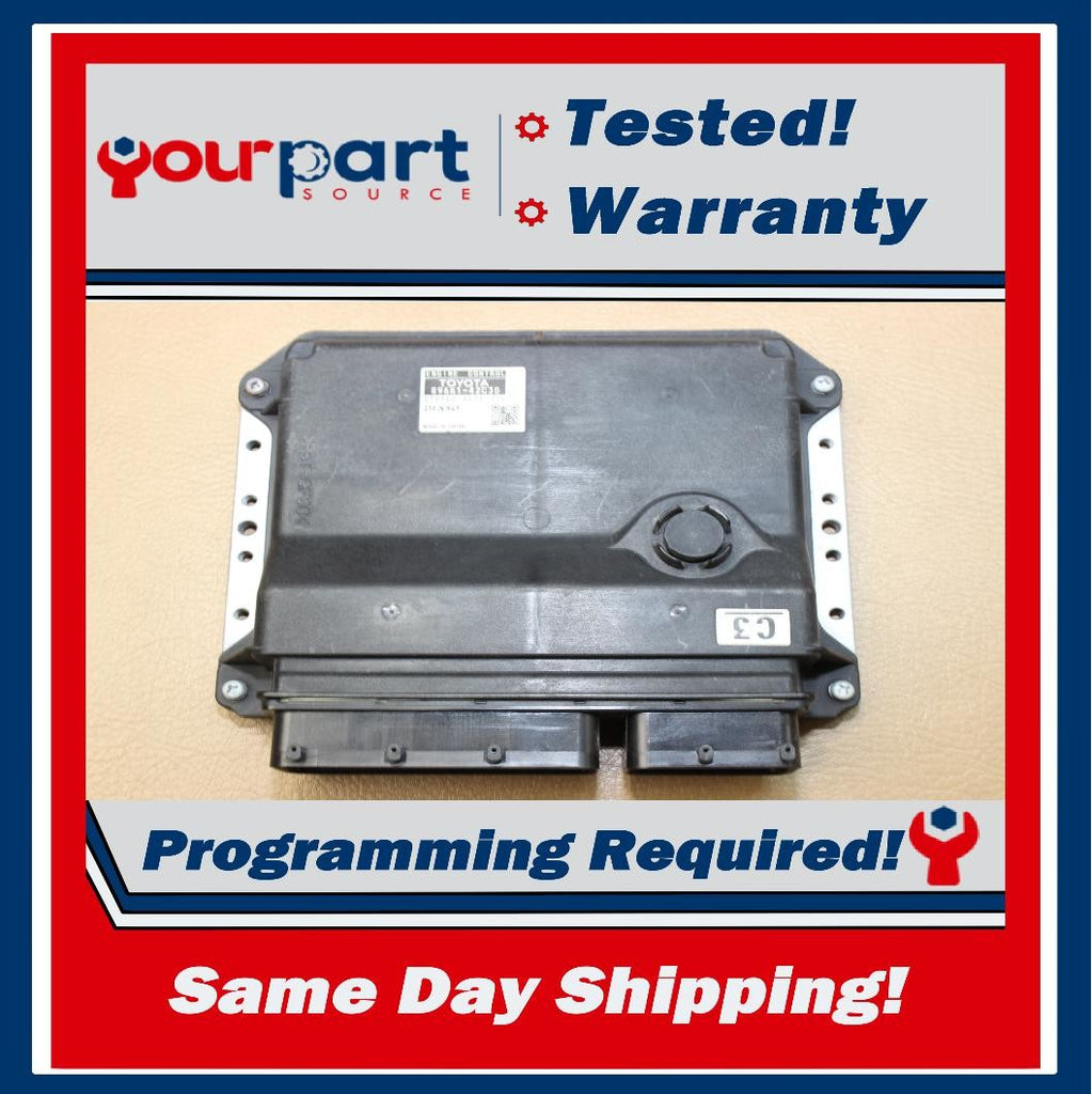 *TESTED* 06 TOYOTA RAV4 ECU ECM PCM ENGINE COMPUTER 89661