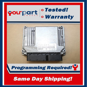 TESTD 03-06 SPRINTER 2.7L ECU ECM PCM ENGINE COMPUTER A 647 153 24 79 0281011777