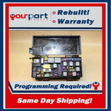 REMAN 12 CARAVAN TOWN & COUNTRY TIPM TEMIC INTEGRATED FUSE BOX MODULE 68105507AB