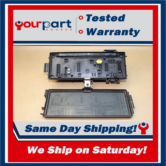 2007 RAM 1500 2500 3500 FUSE BOX TIPM TOTALLY INTEGRATED POWER MODULE 04692205AE