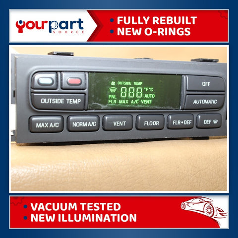 REMAN 3-10 CROWN VIC GRAND MARQUIS EATC AC HEATER CLIMATE CONTROL 6W7H-19C933-AA