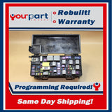 REMAN 12 RAM 1500 2500 TIPM FUSE AND RELAY CENTER BCM POWER MODULE 68089323AD