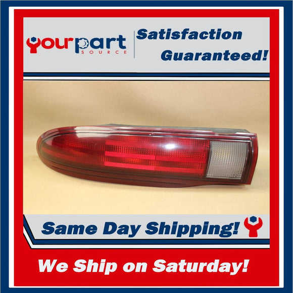 93-97 PONTIAC FIREBIRD DRIVER SIDE LEFT LH L TAIL LIGHT TAILLIGHT OEM