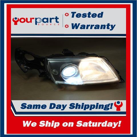 TESTED 02-05 SAAB 9-5 95 PASSENGER SIDE RIGHT RH R XENON HID HEADLIGHT BULB OEM