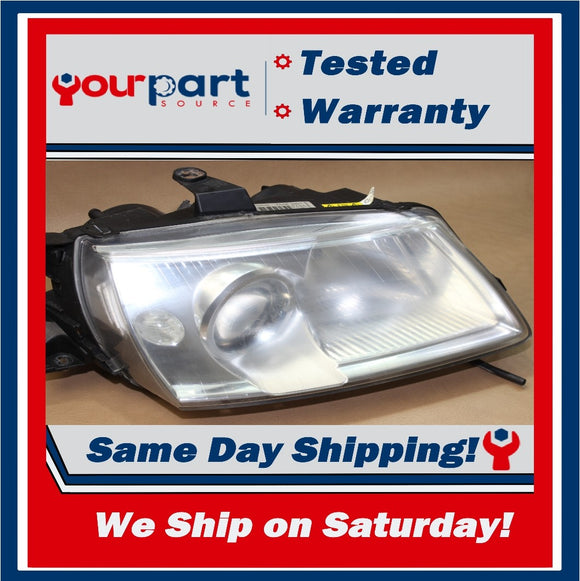 TESTED 02-05 SAAB 9-5 95 PASSENGER SIDE RIGHT RH R XENON HID HEADLIGHT NO BULB