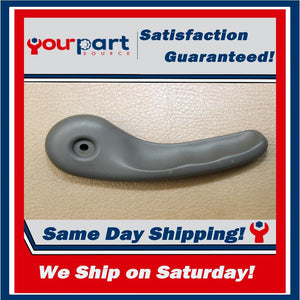 02-07 JEEP LIBERTY PASSENGER SIDE RIGHT MEDIUM GREY SEAT HANDLE 💥 OEM 💥