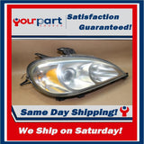 02-05 MERCEDES ML320 ML350 ML PASSENGER SIDE RIGHT RH R HALOGEN HEADLIGHT OEM