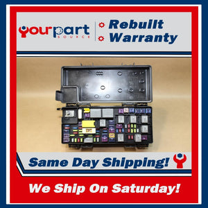 REBUILT 14 GRAND CARAVAN TIPM TEMIC INTEGRATED FUSE BOX MODULE 68217405AA