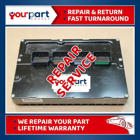 *REPAIR SERVICE* 2005 2006 JEEP WRANGLER TJ 2.4L 4.0L ECU PCM ENGINE COMPUTER