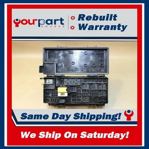 ⚡REMAN⚡ 09 LIBERTY NITRO TIPM TEMIC INTEGRATED POWER MODULE FUSE BOX 04692300AC