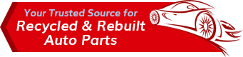 Recycled and Rebuilt Auto Parts