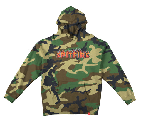 Spitfire Flash Fire Hoodie
