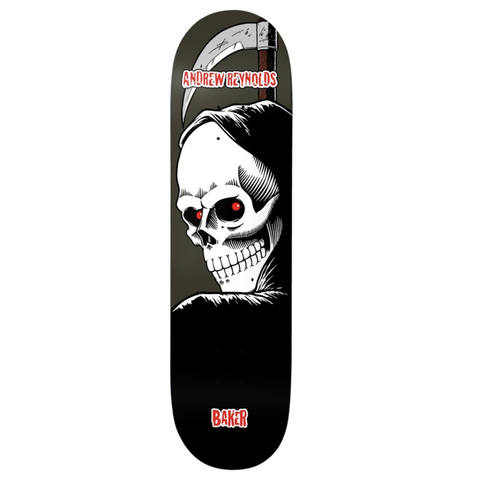 Baker Skateboards AR Reaper 1 Deck 8.25