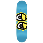 Krooked Skateboards Team Eyes Blue 8.38