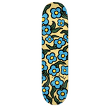 Krooked Skateboards Wild Style Flower Deck 8.06