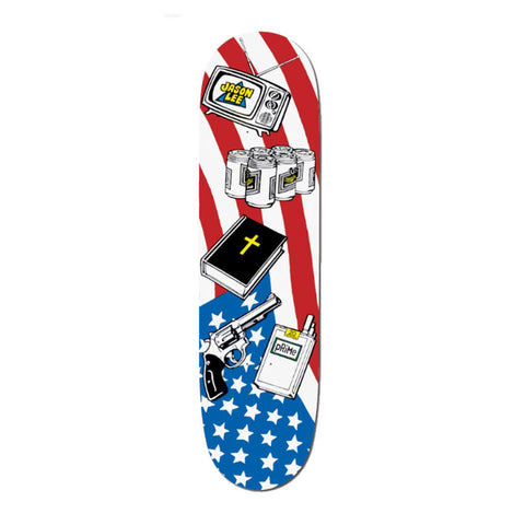 Prime Skateboards Jason Lee American Icons Deck 8.25