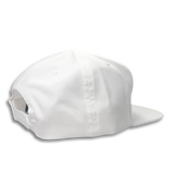 No-Comply 43ers Snap Back Hat - White