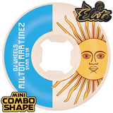OJ Wheels 54mm Martinez Sun Elite Mini Combo 101a Skateboard Wheels