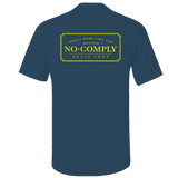 No-Comply Locally Grown Shirt - Indigo Maize