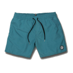 Volcom Lido Solid Trunks - Hydro Blue