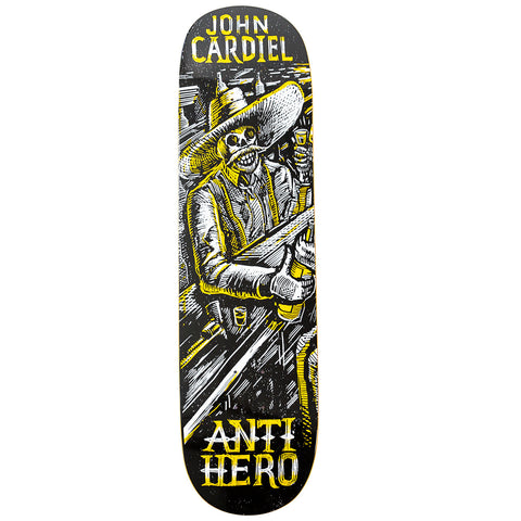 Anti Hero Skateboards Cardiel Aguardiente Deck 8.38