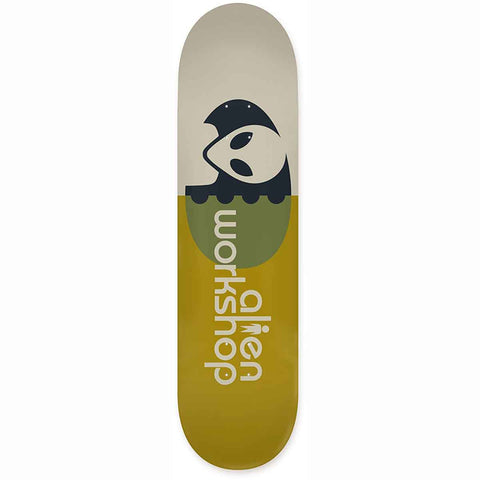 Alien Workshop Skateboards Egg Deck 8.125