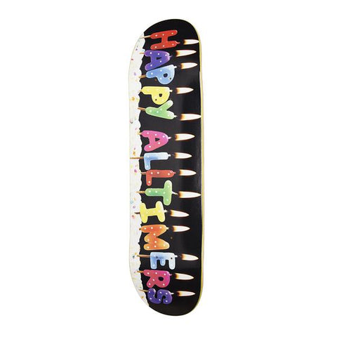 Alltimers Skateboards Happy Alltimers Deck 8.25