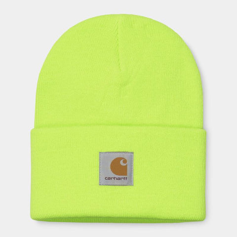 Carhartt WIP Acrylic Watch Hat Lime