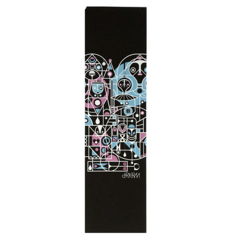Darkroom Skateboards Circus Grip Tape