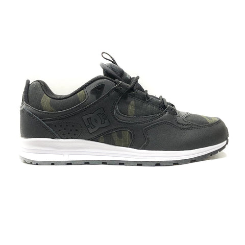 DC Shoes Kalis Lite black/camo/white available at No-Comply Skate Shop in Austin, TX