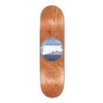 Hopps Skateboards Sun Logo City Deck 8.0