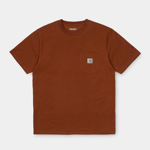Carhartt WIP Pocket Shirt Brandy