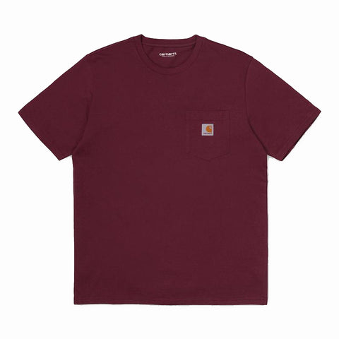 Carhartt WIP Pocket Shirt Bordeaux