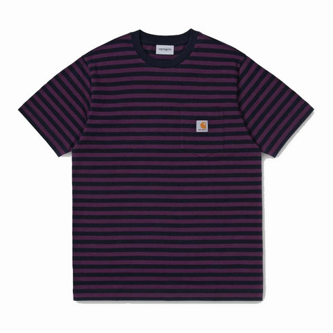 Carhartt WIP Parker Pocket Stripe Shirt