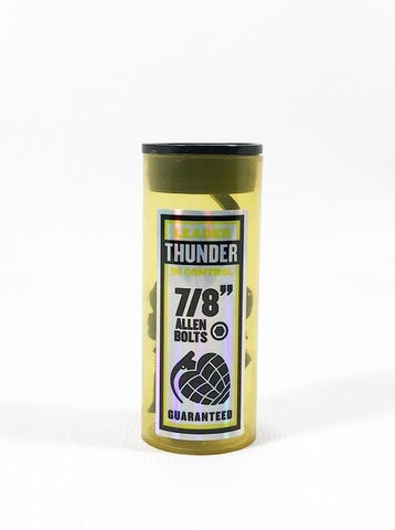 Thunder Trucks Thunder Bolts Allen Skateboard Hardware 7/8""