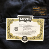 Levi's Easy Pant Navy available at No-Comply Skate Shop in Austin, TX