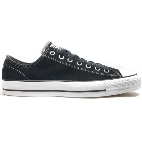 Converse CTAS Low Black/White available at No-Comply Skate Shop in Austin, TX