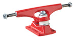 Krux Fire Engine Red Standard Skateboarding Trucks (Sold as Single Truck)