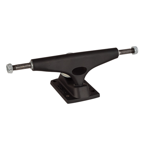 Krux Black Matte DLK Skateboarding Trucks (Sold as Single Truck)