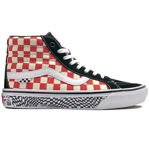 Vans Skate SK8-Hi Grosso Re-Issue '84 Skateboarding Shoe
